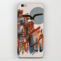The City pt. 2 iPhone & iPod Skin