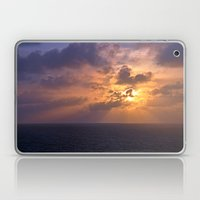 Sunrise at Sea Laptop & iPad Skin