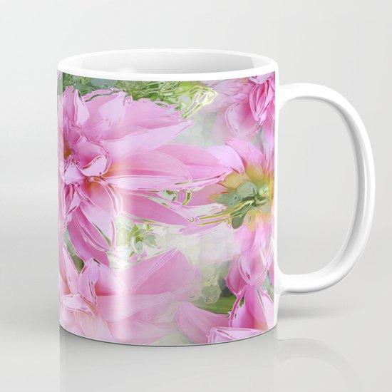 Delicious Dahlia's Mug