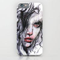 iPhone & iPod Case featuring Your silence is complicity by KlarEm