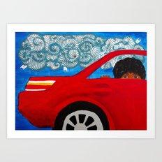 Passing Dreams Art Print