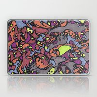 Glass Stained Laptop & iPad Skin