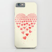 iPhone & iPod Case featuring I Fall to Pieces... by Justin Cybulski
