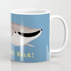 Whale Sharks Rule! Mug