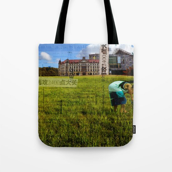 Surreal Living 9 Tote Bag