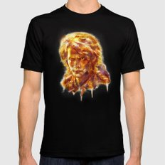 ANAKIN SKYWALKER SMALL Black Mens Fitted Tee