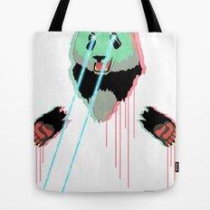 Panda with F$%king Lazers Tote Bag