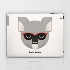 Holla Koala Laptop & iPad Skin