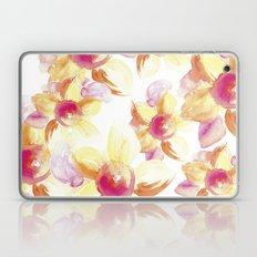 Sunflowers Watercolor Laptop & iPad Skin