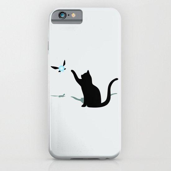 Cat and Navi iPhone & iPod Case
