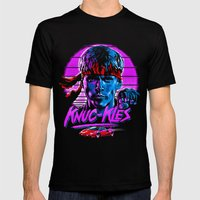 Knuc Kles Mens Fitted Tee Black SMALL