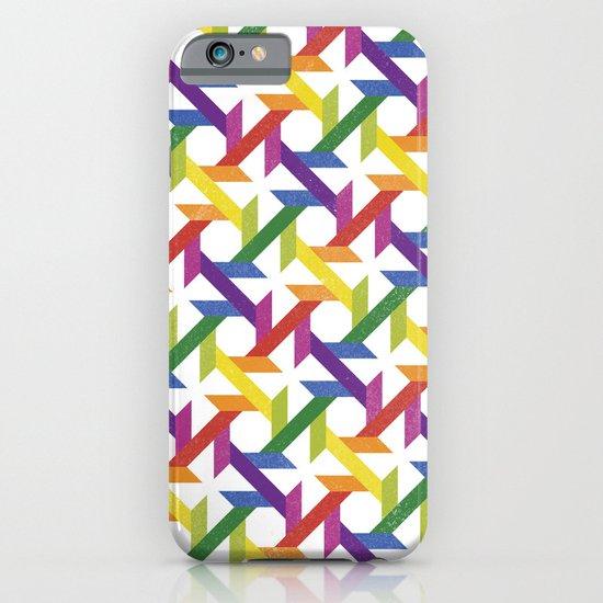 Rainbow Aperture iPhone & iPod Case