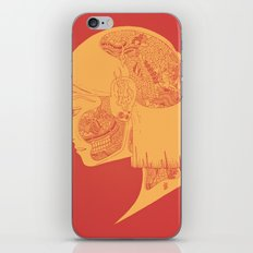 How the Strings are Pulled (Two-tone.) iPhone & iPod Skin