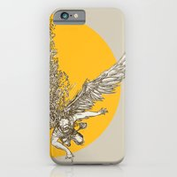 iPhone Cases featuring Icarus by Isaboa