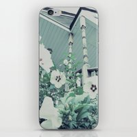 Rose Of Sharon ~ Flower … iPhone & iPod Skin