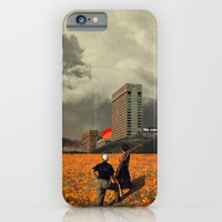 iPhone Cases featuring We Can by Frank Moth