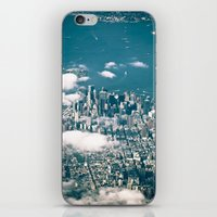 From Above: Manhattan iPhone & iPod Skin