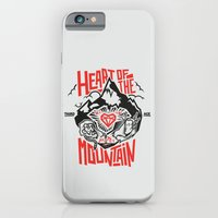 Heart of the Mountain iPhone 6 Slim Case