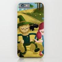iPhone & iPod Case featuring Wizard of Oz fan art by danvinci