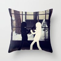 A R M O N I A I N T E R … Throw Pillow