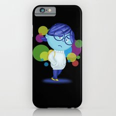 Inside Out Sadness iPhone 6 Slim Case