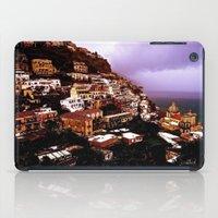 Positano: Amalfi Coast, Italy iPad Case