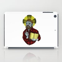 The Saint iPad Case