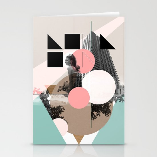 Locals Only - London - UK Stationery Card