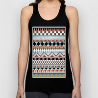 Age Of The Aztec Unisex Tank Top