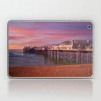 Brighton Pier Sunrise Laptop & iPad Skin