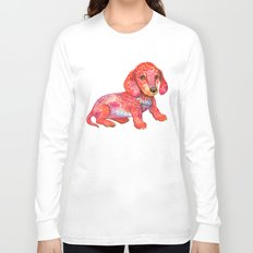 Mini Dachshund  Long Sleeve T-shirt