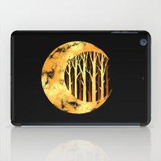Nature moon iPad Case