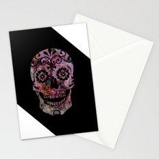 Rachel's Skull Stationery Cards