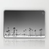 Palm Tree Beach Laptop & iPad Skin