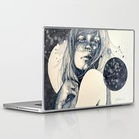 Laptop & iPad Skin featuring After the fall by Jane-Beata