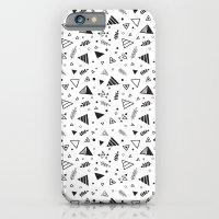 Organic Triangles iPhone 6 Slim Case