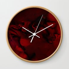 Wrath Wall Clock
