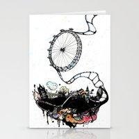 New British Film Festival Stationery Cards
