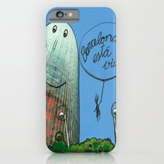 Barcelona está viva iPhone 6 Slim Case