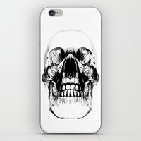Crystal Skull iPhone & iPod Skin