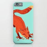 Fox Hunting  iPhone 6 Slim Case