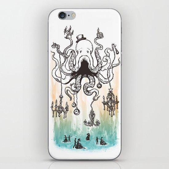 Octoluminary iPhone & iPod Skin
