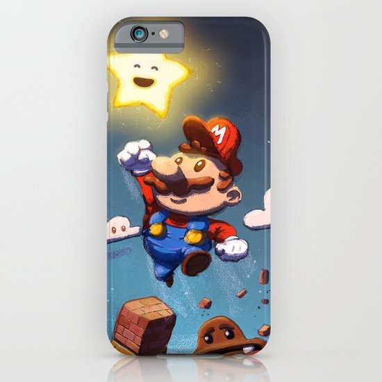 Super Brother iPhone & iPod Case
