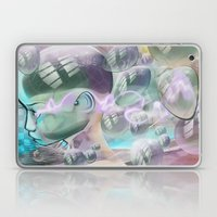 Bubble Head Laptop & iPad Skin