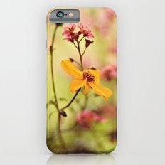 Lemon drop Flower box iPhone 6s Slim Case