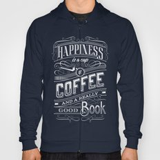 Coffee - Typography Hoody