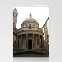 Bramante's Tempietto Stationery Cards