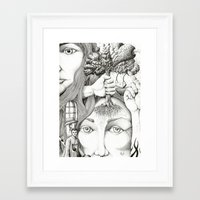 240512 Framed Art Print