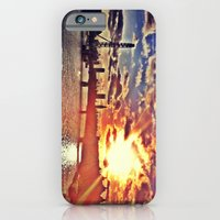 Sunset Over London iPhone 6 Slim Case
