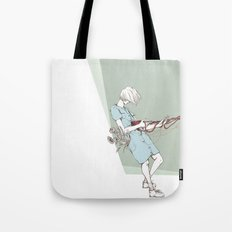 Guts are messy  Tote Bag